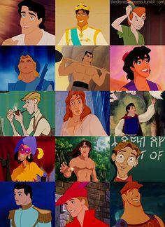 Prince/heroes