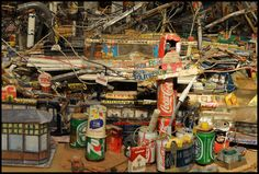 Willem Van Genk Outsider Art, Folk Art, Places To Go, The Outsiders, Sculpture, Madness, Sculpting, Popular Art, Sculptures