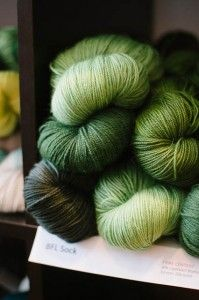 @SweetGeorgia Yarns did a roundup of favorite yarns for their roundtable blog post series