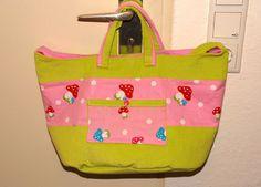MärzHerz ♥ Tasche ♥ Schultertasche ♥ Handtasche    Diese Wunderschöne Tasche entstand extra für die Aktion MärzHerz. Sie passt perfekt für das diag...