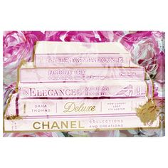 Oliver Gal Artist Co Elegance' Canvas Art