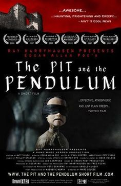 Edgar Allan Poe images The Pit and the Pendulum Animated film on DVD wallpaper and background photos