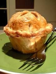 think I am going to try this with chicken pot pies instead of apple pie.