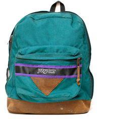 Designer Clothes, Shoes & Bags for Women Jansport Backpack, Backpack Bags, Mochila Hippie, Vintage Backpacks, Blue Backpacks, Canvas Backpacks, Purple Canvas, Striped Backpack, Striped Canvas