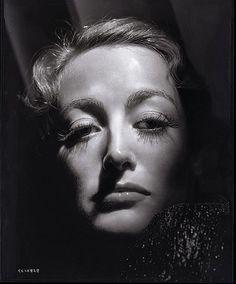 Joan Crawford original camera negative by George Hurrell for I Live M... Lot 322