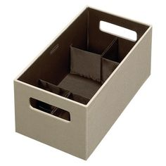 Target - Medium Storage Box with Pop-out Dividers