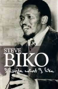 Steve Biko: Black Conciousness