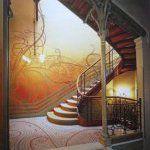 3. Victor Horta (1861-1947) L'Hôtel Tassel, Bruxelles, 1893-1896 Le (...)