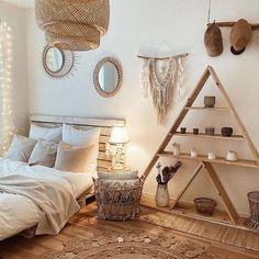 Inviting Bohemian Bedroom Ideas