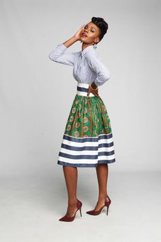 kaela-kay ~African fashion, Ankara, kitenge, Kente, African prints, Senegal fashion, Kenya fashion, Nigerian fashion, Ghanaian fashion ~DKK