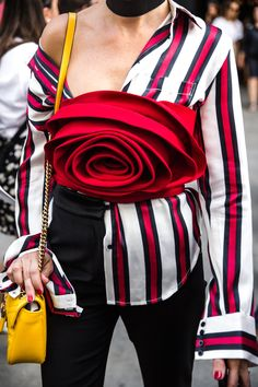 NEW YORK FASHION WEEK STREET STYLE DIARY — made on 7th