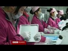 como viven los trabajadores de Apple en china