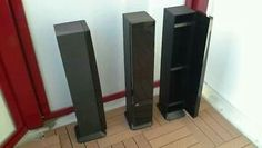 3 x CD/DVD Ständer schwarz Front glänzend Disc Tower Jewel Case in Sachsen-Anhalt - Halle   Regale gebraucht kaufen   eBay Kleinanzeigen