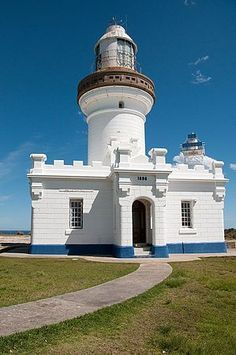 Point Perpendicular Lighthouse, Jervis Bay, Australia