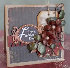 Happy Fathers Day-Card - Scrapbook.com