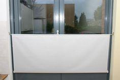 IKEA Hackers: Upside down roller blinds