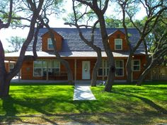 beautiful home in Ingleside Texas Ingleside Texas, Beautiful Homes, Home And Family, Cabin, Bath, Architecture, House Styles, Building, Places