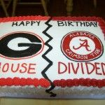 House Divided Cakes