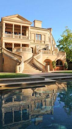 #Luxury#Mansions#Homes#Pools