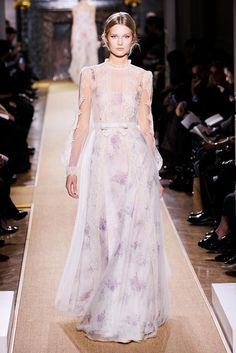 Valentino 2012 Spring - Valentino Haute Couture Collections on ELLE.com
