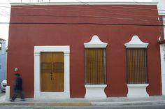 CONTUNDENTE ARQUITECTURA   Casa San Francisco 48 Restauración y Remodelación de casa Colonial del siglo XVIII.San Francisco de Campeche, Campeche