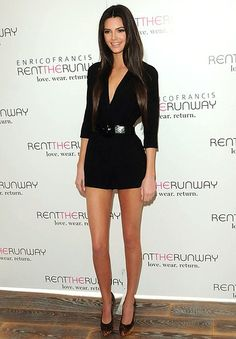 Kendall Jenner is becoming more fashionable and successful with her modeling career.