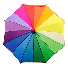 MOMA kids umbrella COLOR WHEEL