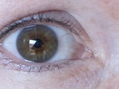 Dark Autumn eye. My color and pattern looks a lot like this. Brown in the center with shades of green.