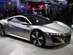 10 best concepts of the International auto show season (photos) - CNET