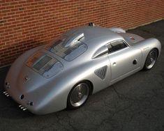 1955 Porsche 356 A Silver Bullet Custom Hot Rod