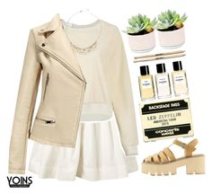 """#Yoins"" by credentovideos ❤ liked on Polyvore featuring Marc Jacobs, Chanel, women's clothing, women, female, woman, misses and juniors"