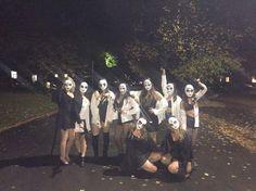 #Purge #Halloween #costume #group