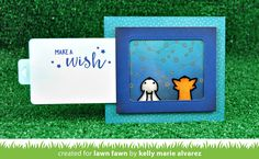 the Lawn Fawn blog: Lawn Fawn Intro: Magic Color Slider