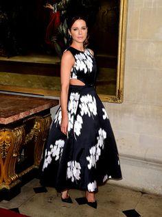 La firma francesa Dior ha presentado su nueva colección Crucero 2017 en el palacio de Blenheim, muy cerca Oxford. Las celebrities no faltaron a esta cita imprescindible. Estos fueron sus looks.