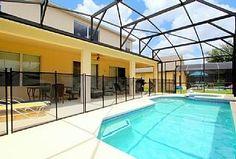 Luxury 8 BR 4.5 Bath Pool/Spa Resort Villa In Emerald Resort 3 mile to Disney   Holiday Rental in Emerald Island from @HomeAwayUK #holiday #rental #travel #homeaway