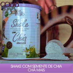 Shake com semente de Chia…. Mas o que é Chia e pra que serve?