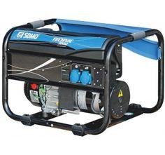 Groupe électrogène essence TECHNIC 3000 230V 3.0KW Gym Equipment, Groupes, Workout Equipment