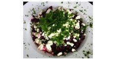 Rotebeete Salat