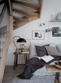 my scandinavian home: 5 simple ways to create a cosy corner.