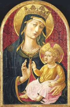 It's About Time: Madonnas attributed to Benozzo Gozzoli (1421-1497)
