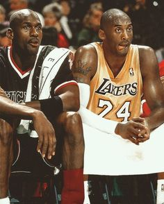 Nba Pictures, Basketball Pictures, Love And Basketball, Sports Basketball, Basketball Players, Backyard Basketball, Kobe Bryant Michael Jordan, Michael Jordan Basketball, 00s Mode