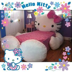 大きなキティちゃんのフカフカベッドで、ゆっくり疲れを癒そう♡  おやすみなさい☆    Have a good rest in this comfy Hello Kitty bed tonight♡  I hope everyone has sweet dreams☆    Photo taken by apple kawaii on WhatIfCamera    Join WhatIfCamera now :)  http://www.wifcam.com    Follow me on Twitter :)  https://twitter.com/WhatIfCamera    Follow me on Pinterest :)  https://pinterest.com/whatifcamera/pins