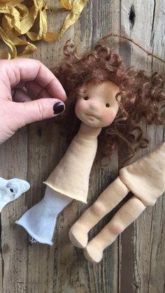 The content for you if you like fabric dolls fabricdolls – Artofit Sock Dolls, Felt Dolls, Doll Toys, Baby Dolls, Doll Crafts, Diy Doll, Homemade Dolls, Sewing Dolls, Doll Tutorial