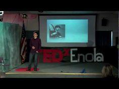 ▶ Unconscious Learning: James Bursley at TEDxEnola - YouTube