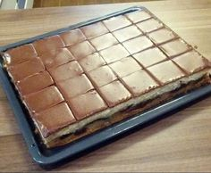 Rezept Donauwelle mit Puddingcreme und Schokoguss von Annika1988 - Rezept der Kategorie Backen süß