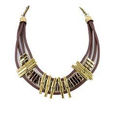 Collar Necklace by Robert Rose