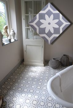 Interieur - Vloeren en Verven on Pinterest  Met, Van and Floors