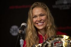 Ready for a rematch: Ronda Rousey will coach opposite rival Miesha Tate in the next season of The Ultimate Fighter #armbarnation