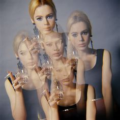 Edie Sedgwick.  Photo: Jerry Schatzberg, 1966.
