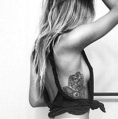 Hand of Fatima Tattoo